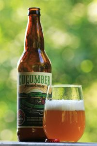 uinta brewing cucumber farmhouse ale3